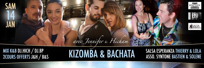 L'EMPIRE KIZ & BACHATA