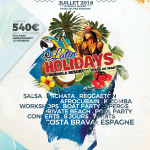 LATIN HOLIDAYS 2018